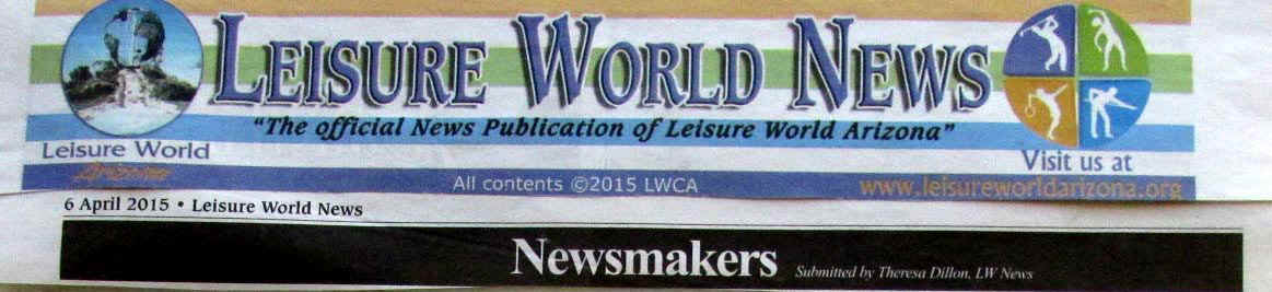 Leisure World News