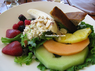 chicken luncheon salad