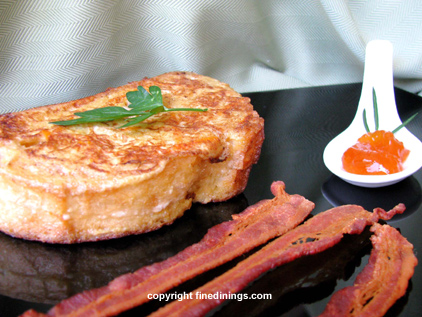 Stuffed French Toast Recipe Fine Dining How To Make