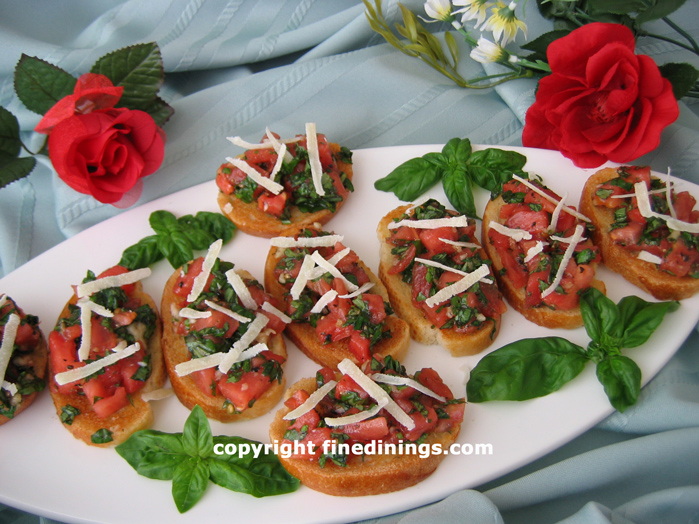 Welcome for Gourmet canape ideas