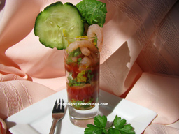 shrimp salad shooter