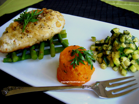 Main Course Meat Recipes Chicken Breasts Baked